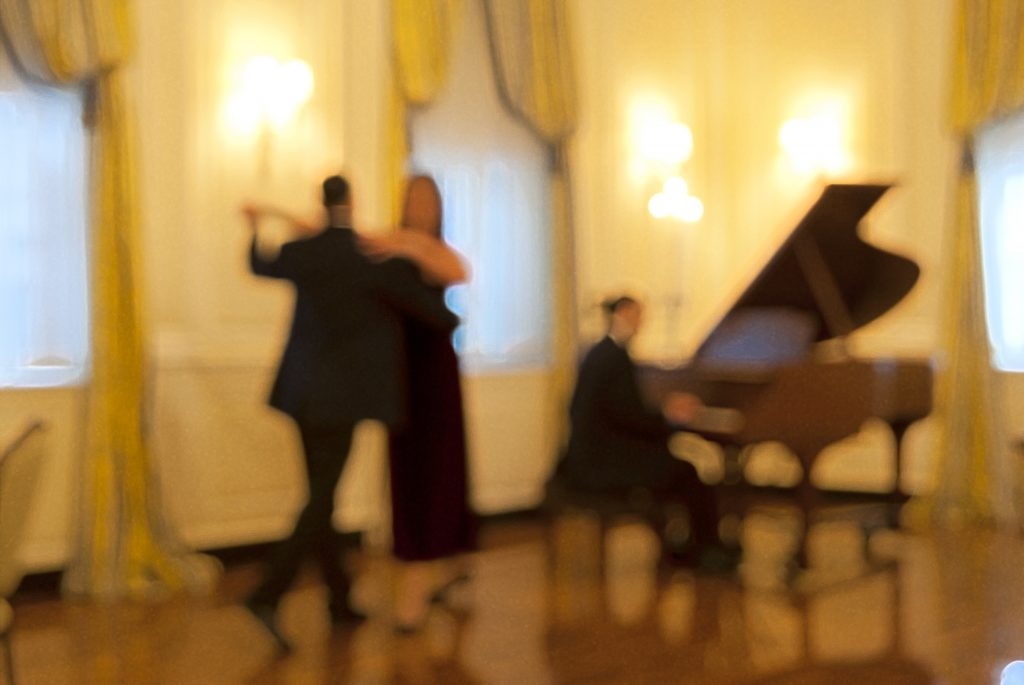 Dancers in the Grand Ballroom, 2011